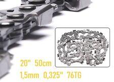 """1,5 mm 64TG 55242364 Sägekette Vollmeißelkette 0,325/"""""""
