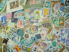 Big lot of Uruguay 1970ies MLH stamps high catalogue value very complete period