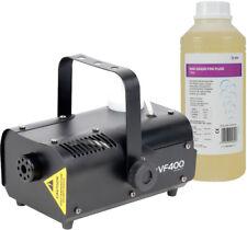 ADJ VF400 Fog Machine With 1 Litre Fluid + remote control Smoke party DJ
