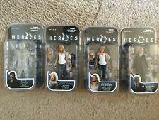 """Heroes"" Tv Show Action Figures (Lot Of 15) Mezco 2007-2008 (New)"