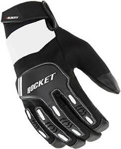 Joe Rocket Velocity 3.0 Gloves - Motorcycle Street Riding Textile Touch Screen
