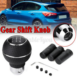 5 Speeds Gear Stick Shift Manual Knob Shifter Lever For Ford Focus Mondeo Fiesta