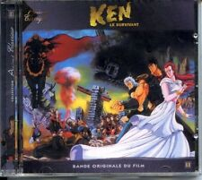 KEN LE SURVIVANT - BO DU FILM  - 18 TITRES - 2002 - CD NEUF NEW