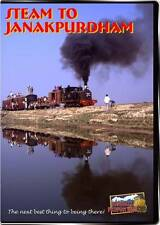 Steam to Janakpurdham DVD NEW Highball India Darjeeling Tipong Coal Mine Nepal