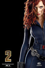 Sexy PHOTO 4x6 4R Scarlett Johansson Black Widow movie Iron Man 2 #06