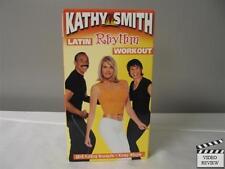 Kathy Smith - Latin Rhythm Workout (VHS, 1999)