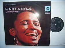 Miriam Makeba-Cavallina -- RCA ORIGINALE... TOP... VINILE MINT - // COVER: ex