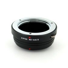 Kipon Minolta MD Lens to Micro 4/3 Camera Body Adapter