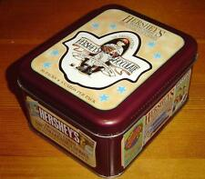 Hershey's Chocolate 100 Years - Sealed Collector's Tin Box of Trading Cards