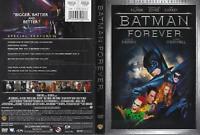 Batman Forever (DVD, 2005, 2-Disc Set, Special Edition)
