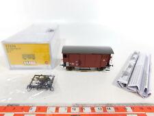 CI902-0,5# Brawa H0/AC 47836 gedeckter Güterwagen K2/3102 BLS NEM, NEUW+OVP