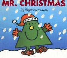 Mr. Christmas (Mr. Men and Little Miss)-ExLibrary