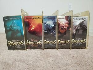 McFarlane's Dragons Quest For The Lost King Series 2 lot of 5