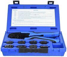 Sg Tool Aid 18980 Master Quick Terminal Crimper Set
