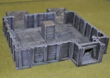New Miniature Unpainted Resin Mine Work Face Room  Ainsty Dwarven Forge D&D