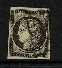 France SC# 3 - Used - Lot 081317