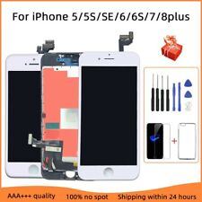 LCD Display Assembly Digitizer Touch Screen Replacement For iPhone 6 6s 7 8 Plus