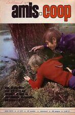 Revue Amis-Coop 127  / 1971  Lully.  Fleurs en Vase