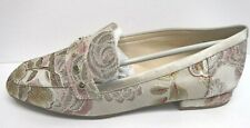 Nine West Size 7.5 Floral Loafers New Womens Shoes