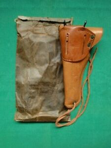 WW2 US Army M/1916 Leather Holster Colt .45 M/1911A1 - Boyt 44
