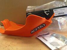 KTM  EXC-F 350 4T  2012-2016  ACERBIS ENDURO PLASTIC SKID GLIDE PLATE SUMP GUARD