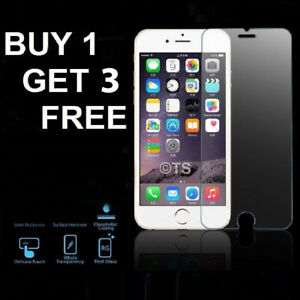 9H Screen Protector Tempered Glass Protective Film For Apple iPhone 6Plus/7Plus