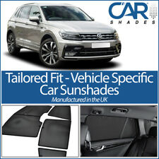 Volkswagen Tiguan 5dr 2016 on UV CAR SHADES WINDOW SUN BLINDS PRIVACY GLASS TINT