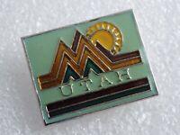 Pin's vintage épinglette Collector pins pub UTAH PO067
