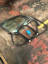 Audi A2 O/s/f Window Regulator And Frame And Glass