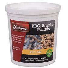Camerons Smoking Wood Pellets (Pecan)- Kiln Dried BBQ Pellets- 100% All Natural