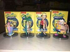 4 Freeny's Spongebob Hidden Dissectibles MERMAID MAN BARNACLE BOY PLANKTON GARY
