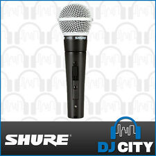 SM58S Shure Professional Microphone Dynamic Vocal Cardoid with Switch