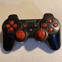 Genuine Black Sony Playstation 3 PS3 SixAxis DualShock 3, ControllerOEM CECHZC2U