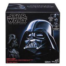 Star Wars The Black Series Darth Vader Premium Electronic Helmet New In Stock!