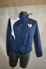 VESTE SURVETEMENT ERREA TOULOUSE TO XIII RUGBY TAILLE XS 150/160 GIACCA NEUF