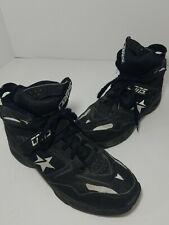 VTG CONVERSE CONS REACT High Top Basketball Shoes SZ 12. 5F9404. VINTAGE Black