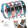 Personalisierte Katzenhalsband mit Namen Halsband Katze, Hund, Katzenhalsband