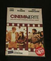 Cinemaverite DVD Tim Robbins, James Gandolfini, Diane Lane