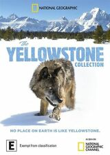 The Yellowstone Collection NEW R4 DVD