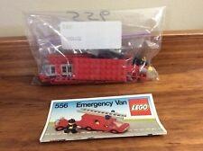Used LEGO 556 Emergency Van