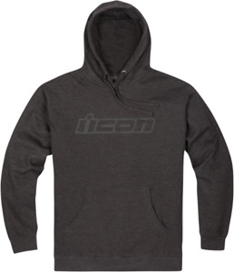 Icon Clasicon Pullover Hoodie / Grey - All Sizes