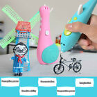 3D Printing Pen DIY Drawing Pen Art Activity Set Educational STEM Toy For Kids