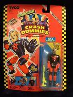 Rare Crash Dummies SLICK Sealed Action figure PRO TEK SUIT, unopened Tyco 1992