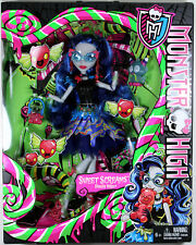 Monster High ~ Ghoulia Yelps Doll (Sweet Screams) ~ Unopened ~ Mattel