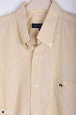 Ropa de hombre beige Tommy Hilfiger 100% algodón