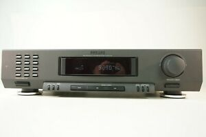 Philips FT 920 Tuner Empfänger 900 Serie Synthesized Stereo gecheckt