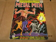Metal Men #19 DC Silver Age May1966