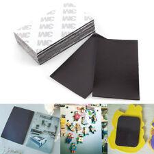 20 Magnetplättchen 89*51*0,85mm Takkis selbstklebend Magnetfolie Schneidbar BL