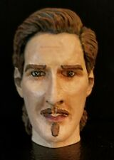 1/6 SCALE CUSTOM ERROL FLYNN PAINTED ACTION FIGURE HEAD