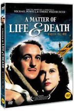 A Matter of Life and Death / Stairway To Heaven (1946) DVD, NEW